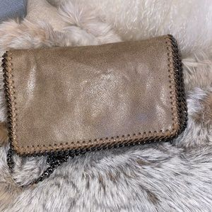 Stella  McCartney shoulder bag and clutch